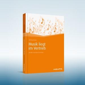 Buch: Musik liegt im Vertrieb