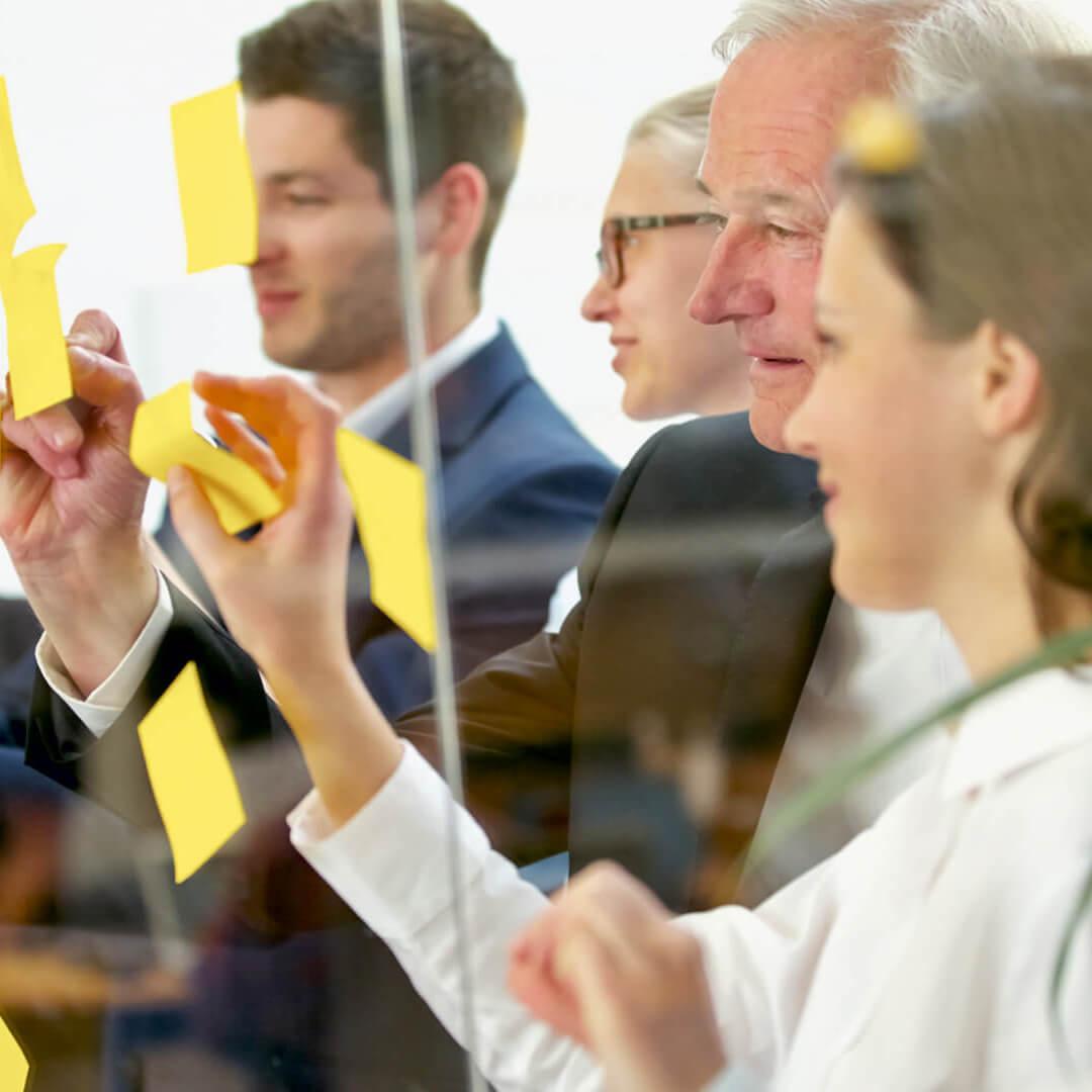 Seminare für senior Führungskräfte
