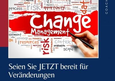 Coaching im Vertrieb. Change Management