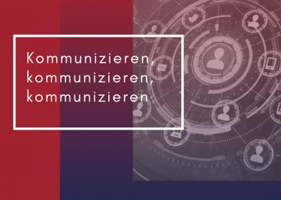 Führung im Vertrieb durch Kommunikation