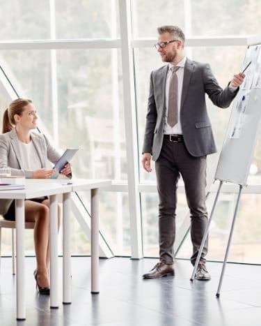 Führungskräftetraining nachhaltig mit Erfolg